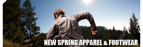 New Spring Apparel and Footwear