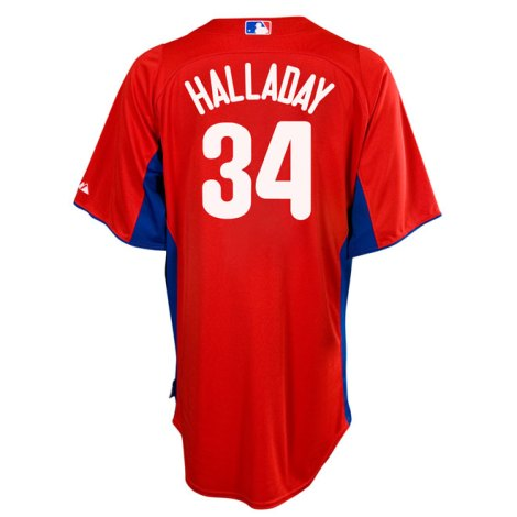 Roy Halladay BP Jersey