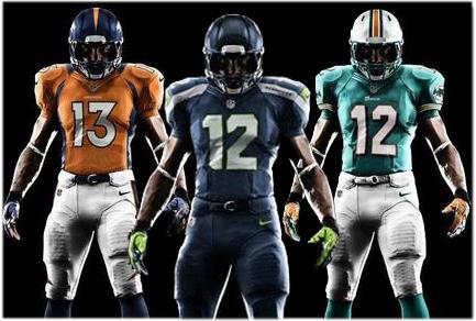 pretty nice f3568 94991 UCF, Nike Unveil New Football Uniforms - Sports Talk Florida - N