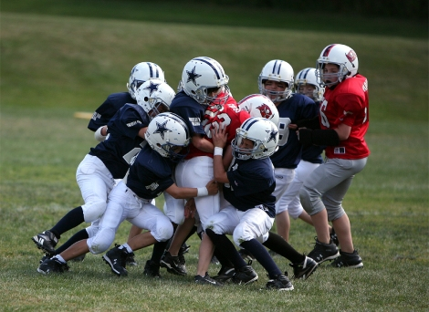 Pop Warner Football